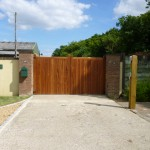 Security gates, Fencing & CCTV
